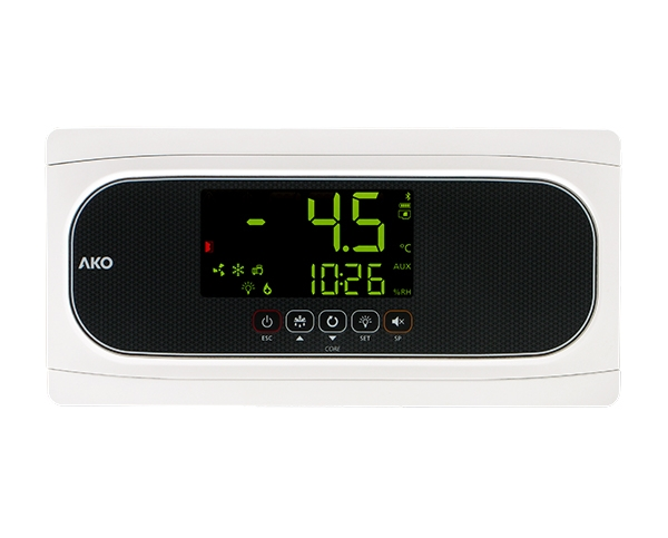 Ako D16624 Cold Room Tempureture and Humidity Controller