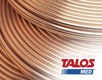 Halcor Medikal Copper Tube 35.00*1.50  (Straight)