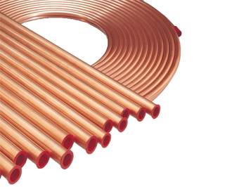 HALCOR PANCAKE COIL COPPER TUBE. 1/2