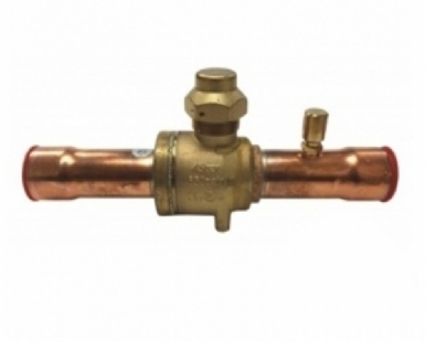 Danfoss 009G7064 GBC 42S 42 mm Ball Valve (Solder)