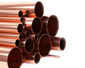 STRAIGHT COPPER TUBE 16*1