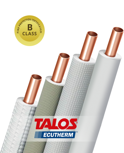 Insulated Copper Pipes